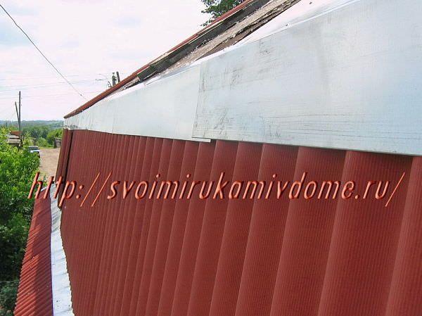 Ломаная мансардная крыша. Строительство мансарды - мы превратили мечту в реальность
