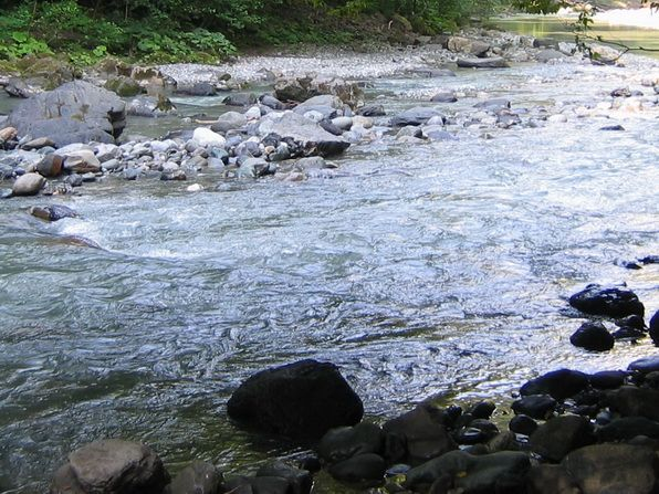 Горная речка, Сочи