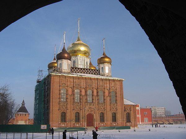 Успенский собор в кремле, Тула