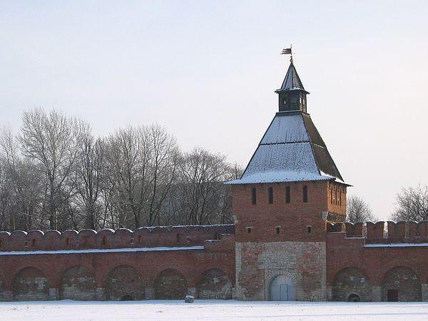 Башня Ивановских ворот, Тула