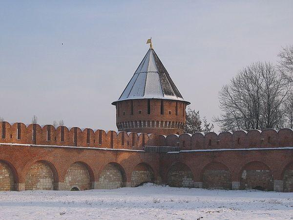 Башня в Тульском кремле