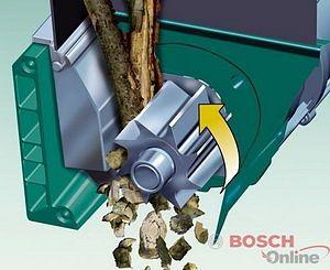 Рабочий механизм Bosch AXT 25 D