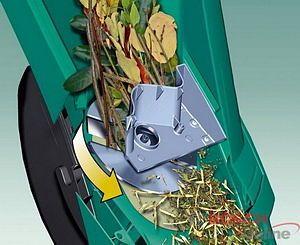 Рабочий механизм Bosch AXT Rapid 2000.